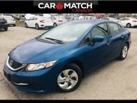 2015 Honda Civic LX / *AUTO* / AC / POWER GROUP Cambridge Kitchener Area Preview