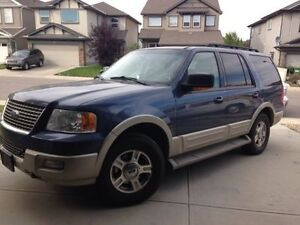 Fully Loaded 2005 Ford Expedition Eddie Bauer SUV, Crossover
