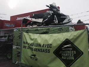 2017 Arctic Cat ZR 5000 LXR 137 Lac-Saint-Jean Saguenay-Lac-Saint-Jean image 3