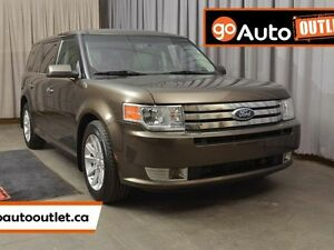 2011 Ford Flex SEL 4dr Front-wheel Drive