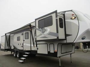 awesome sale front fresh with of cougar keystone campers photo room for fifth livings living wheel