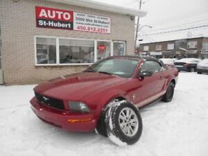 FORD MUSTANG CONVERTIBLE 2006 ** TOIT NEUF **