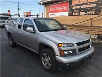 2010 Chevrolet Colorado LT**King Cab***TOPPER***ALLOYS****MANUAL