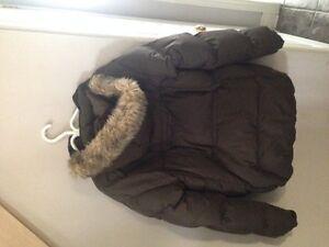 Down Filled Mountain Hardware coat
