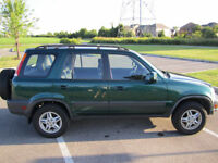 1999 Honda CR-V SUV, Crossover- OR LOOKING FOR ANY SUV/JEEP