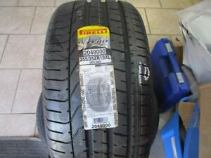 255/35R19 2 ONLY NEW PIRELLI A/S TIRES