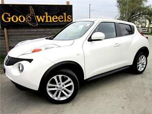 2013 Nissan Juke SL-SUNROOF-REAR VIEW CAMERA