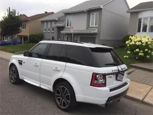2012 RANGE ROVER  hse- SPECIAL EDTION- 86 000km-