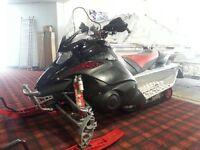 2009 Yamaha FX NYTRO RTX SE MOTONEIGE