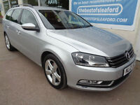 Volkswagen Passat 2.0TDI ( 140ps ) BlueMotion Tech 2012 SE Full S/H P/X