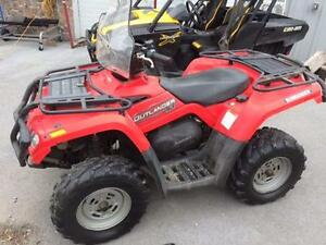 2006 Can Am Outlander 400XT