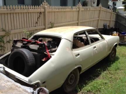 1971 Holden Torana Sedan LC Body McDowall Brisbane North West Preview