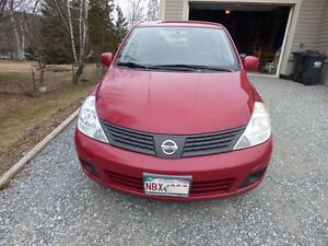I hate to say goodbye 2009 Nissan Versa Sedan