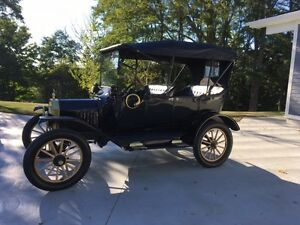 Model T Running Board expandable luggage gate/Other Items