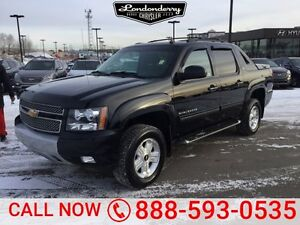 2011 Chevrolet Avalanche 4WD LT Z71 Accident Free,  Navigation (