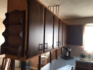 Solid Wood Cabinets