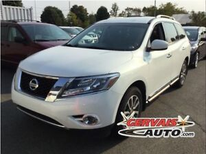 Nissan Pathfinder SL AWD Cuir 7 Passagers MAGS 2014