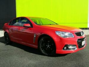 2014 Holden Commodore VF SS Storm Red 6 Speed Automatic Sedan Underwood Logan Area Preview