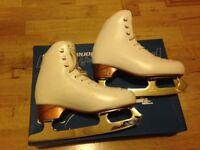 Risport Jupiter Ice Skates UK size 2 (Risport 230)