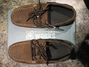 ROCKPORT WORKS MENS SHOES SIZE 9 Kitchener / Waterloo Kitchener Area image 2