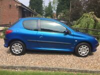 PEUGEOT 206 SPORT - 2004/54 REGISTERED - AIR CON - PX OFFERED