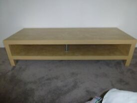 Ikea Lack TV Bench, could be used as coffee table. Excellent condition.