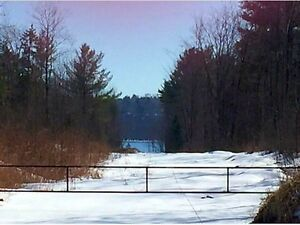4 Acre Lot with Private River Access