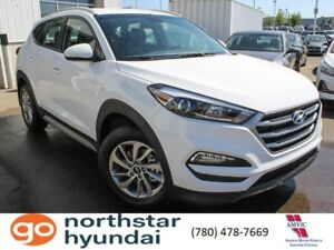 2018 Hyundai Tucson LUX: APPLE CAR PLAY/LEATHER/SMART LIFTGATE/N