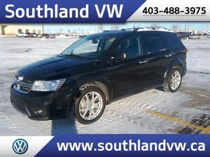 2013 Dodge Journey R/T **LEATHER-AWD**