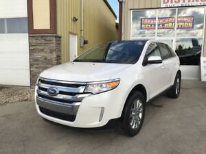 2013 Ford Edge Limited AWD LEATHER NAVI PANORAMA ROOF BACKUP CAM