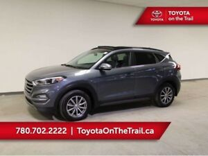 2016 Hyundai Tucson PREMIUM 1.6L TURBO; AWD, LEATHER, PANORAMIC