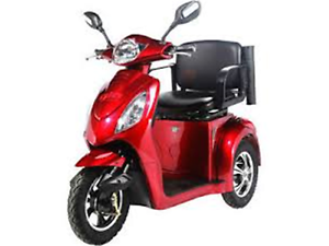 NEW GIO MS3 MOBILITY comes with a 48V14AH lead acid battery