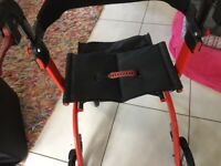 Drive Nitro Rollator - LIKE NEW