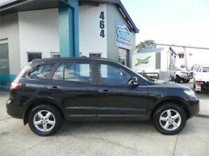 2009 Hyundai Santa Fe CM MY10 SLX CRDi (4x4) Black 6 Speed Automatic Wagon Earlville Cairns City Preview