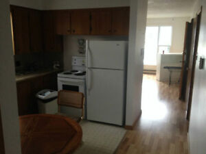 1 bedroom apartment near Moncton Hospital