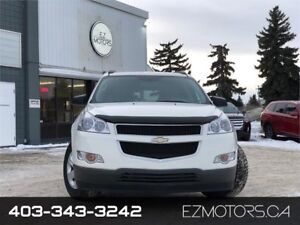 2012 Chevrolet Traverse LS AWD 1 OWNER LOW KMS!ON SALE NOW!!