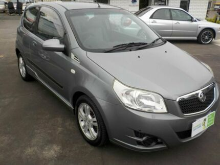 2009 Holden Barina TK MY09 Silver 4 Speed Automatic Hatchback Deception Bay Caboolture Area Preview