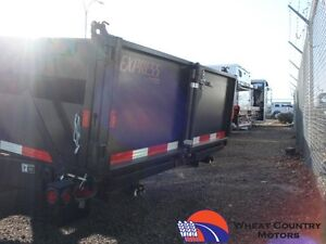 2016 RAINBOW 7x14 Express Dump Regina Regina Area image 4