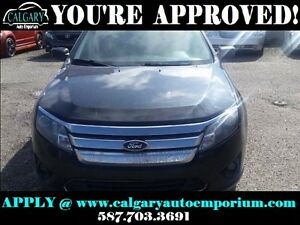 2010 Ford Fusion SE 4dr Front-wheel Drive Sedan