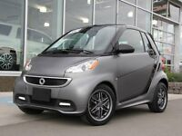 2013 smart fortwo Cabrio | Brabus Matt Grey Wheels | Navigation