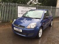2008 Ford Fiesta 1.4 Style TDCI (Diesel). 70K Miles, 1 Owner From New. £30 Road Tax. Lovely Car