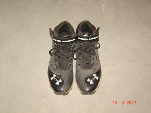 Under Armour rubber cleats