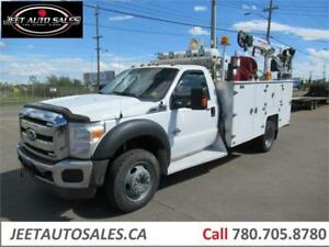 2011 Ford Super Duty F-550 DRW XL