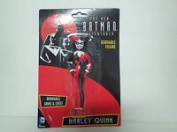 HARLEY QUINN ANIMATED SERIES Batman adventures Bendable Super He