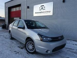 2011 Ford Focus SES FULL LOAD, LOW KM