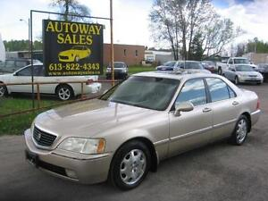 2000 Acura 3.5L RL ** AS-IS **