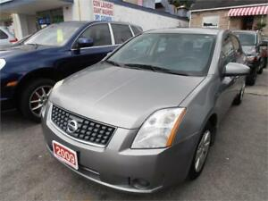 2009 Nissan Sentra  Auto No Accident  Grey Only 145,000km