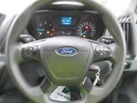 Ford Transit 350 L3 H3 2.2 Tdci 125Ps Van DIESEL MANUAL WHITE (2016)