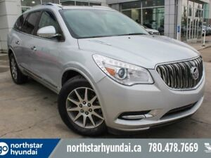 2014 Buick Enclave LEATHER/BACKUPCAM/CAPTAINCHAIRS/SUNROOF