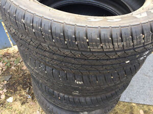 235/55 R18 SUMMER TIRES FOR SELL
